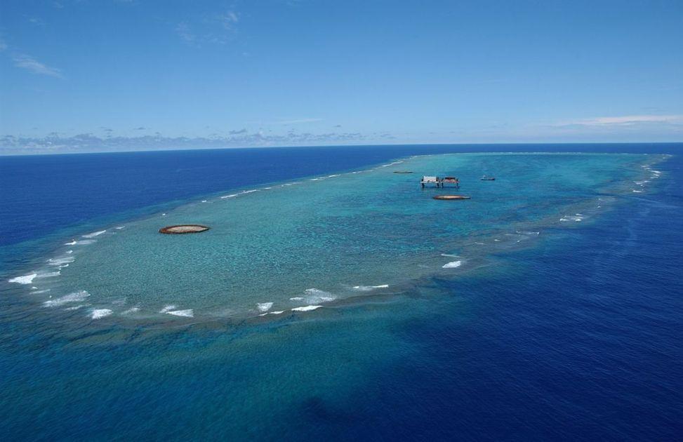 沖ノ鳥島は何県? 東京都です。日本最南端の島で最東端の島は…