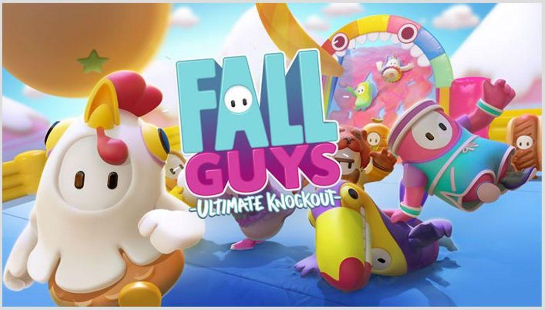 fall guys オンラインのバトルロイヤルゲーム!サバイバルゲーム